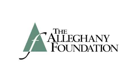 Alleghany Foundation logo