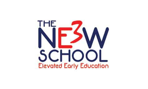 New E3 School logo