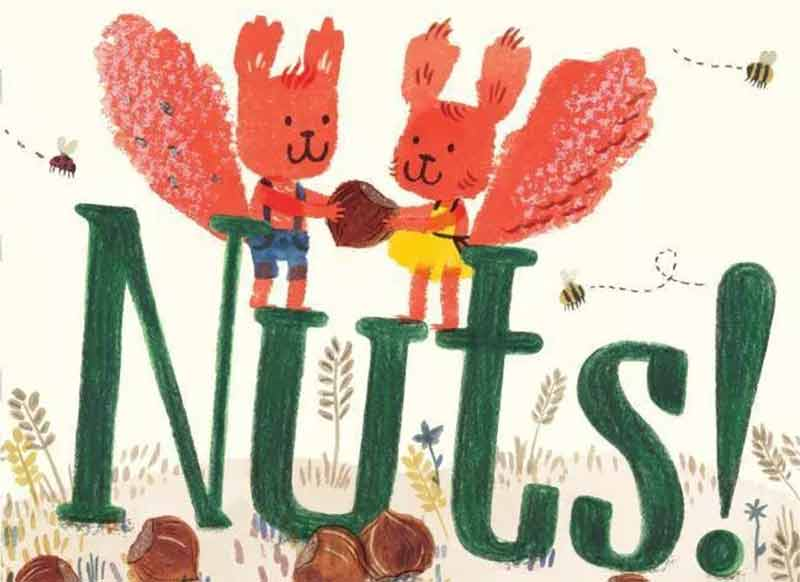 Book Cover of NUTS!
