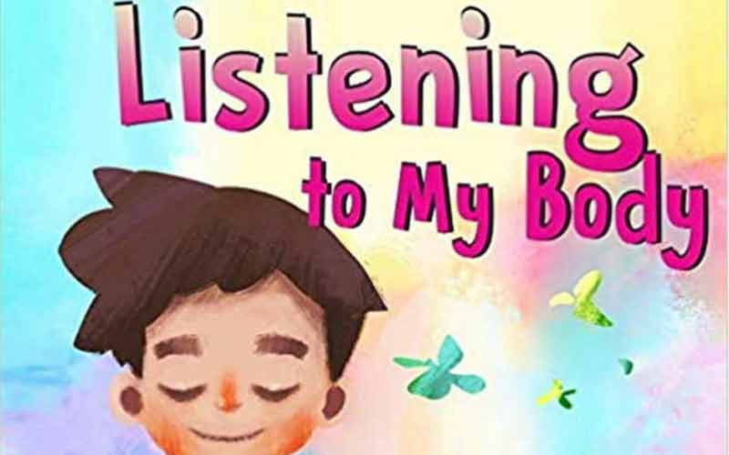 Front cover of the book Listening to My Body