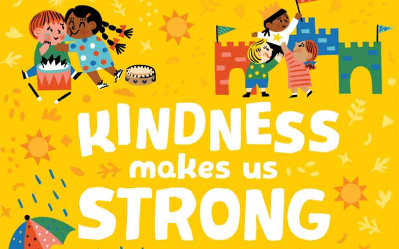 Kindness and Strong Book Cover