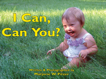 Book cover for I Can, Can You?