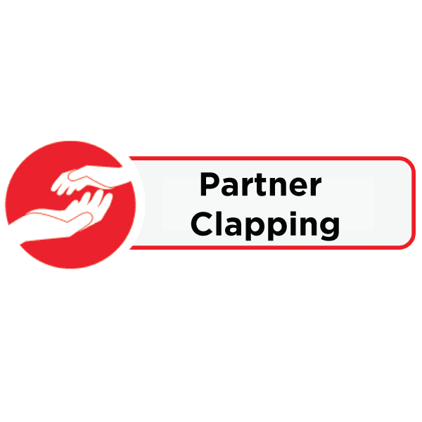 Partner Clapping activity card icon